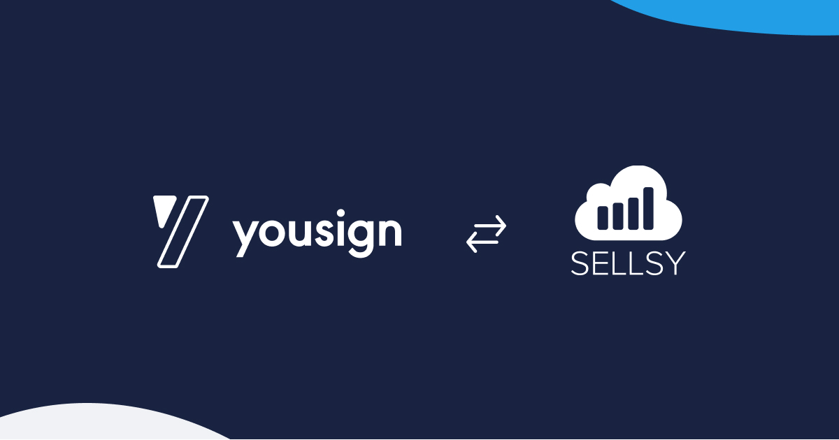 integration yousign et sellsy