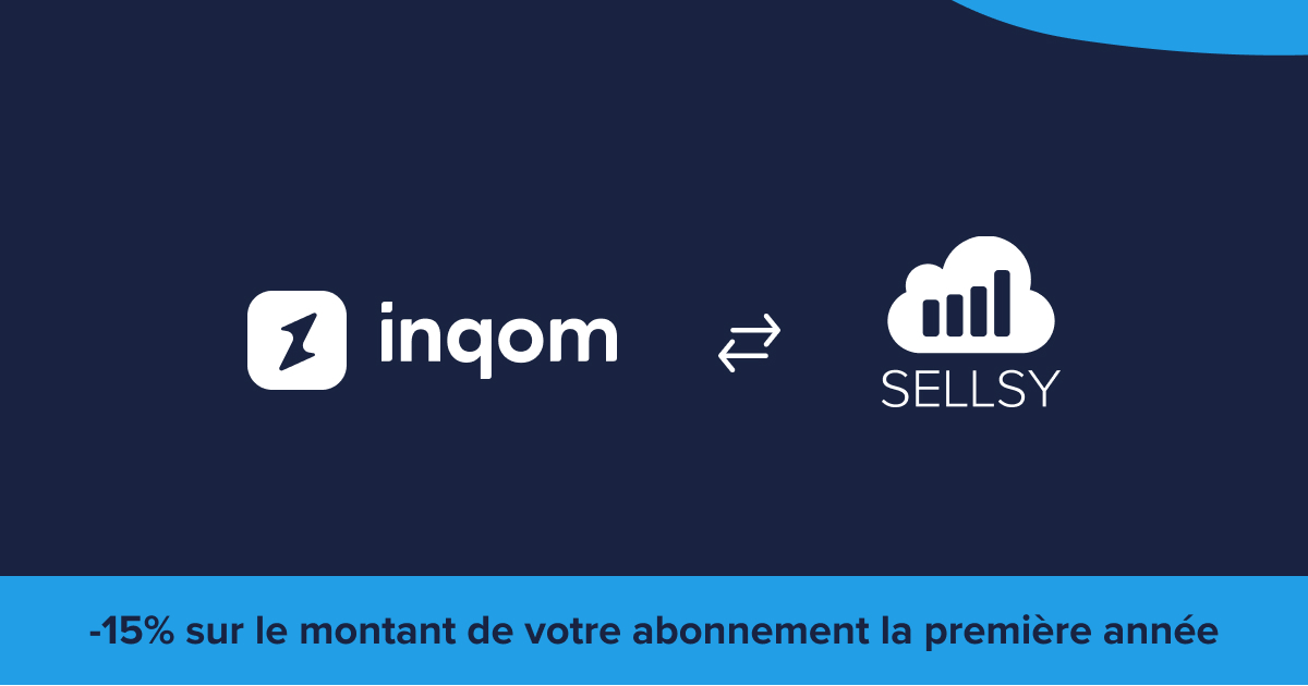 integration Inqom et Sellsy
