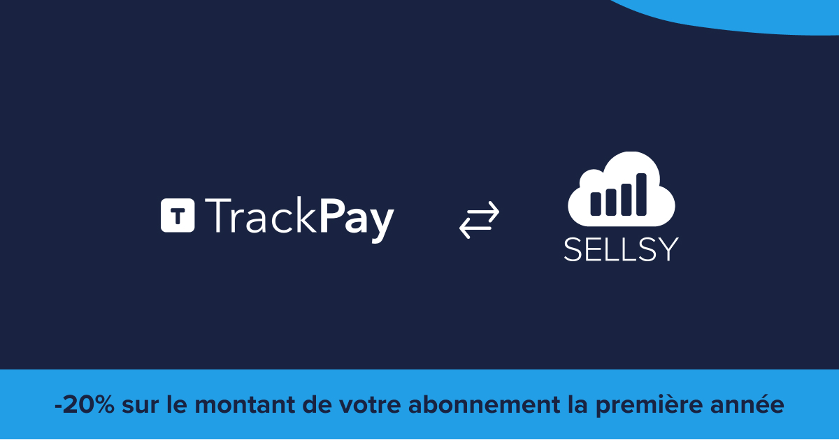 Integration TrackPay et Sellsy
