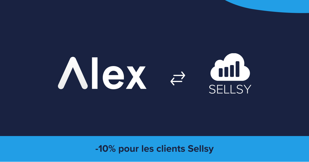integration Alex et Sellsy