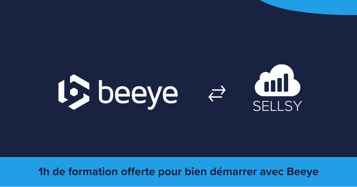 integration beeyee et sellsy